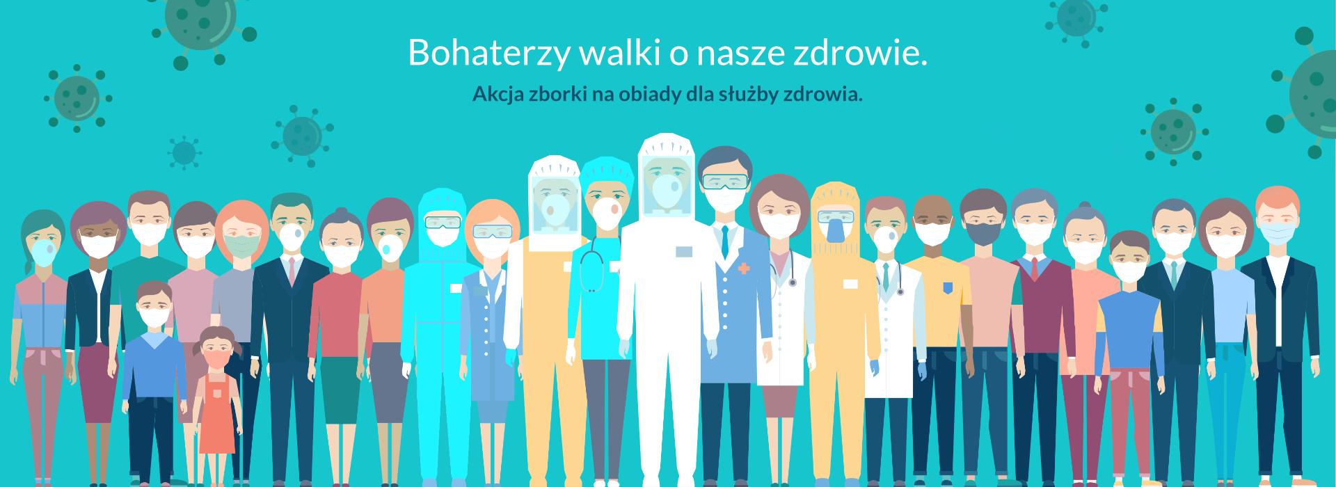 wspieramy medyków